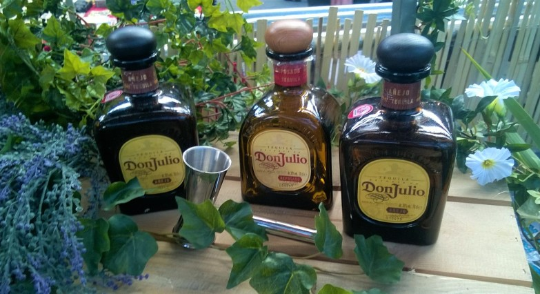 don julio tequila range