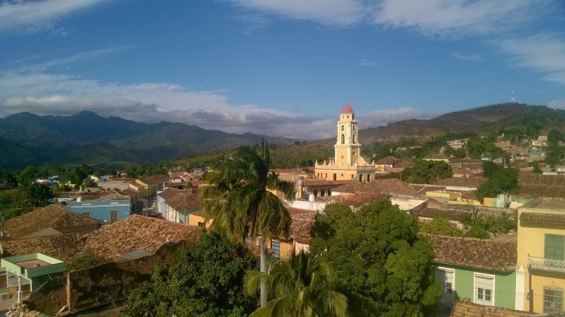 trinidad mountains