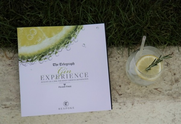 welcome gin cocktail