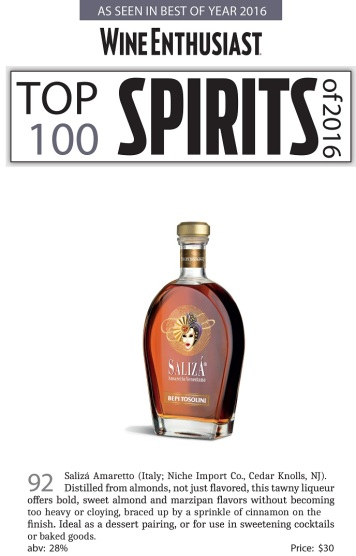 Top 100 Spirits of 2016 Wine Enthusiast